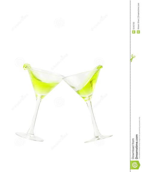 martini glasses cheers cocktail cheers stock photo image 5545760