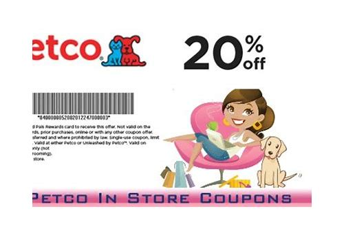 coupon codes for petco grooming