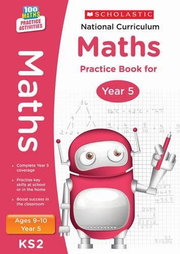 libro national 5 maths practice national curriculum maths practice book for year 5 100 practice activities wordunited