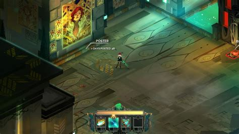 transistor pc gameplay español transistor review pc