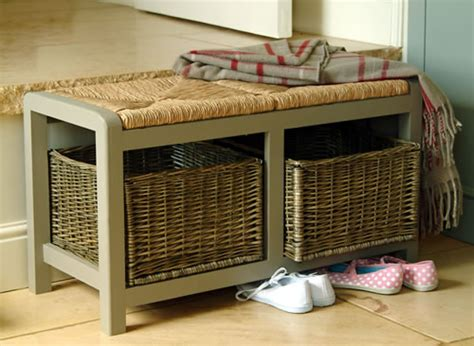 shoe bench with baskets what are pros and cons of shoe storage benches and cubbies