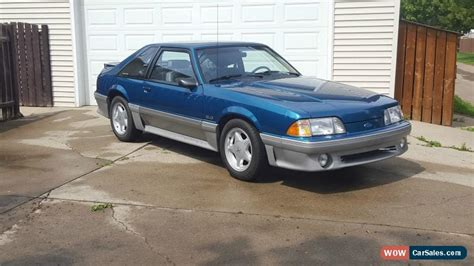 1993 ford mustang for sale in canada