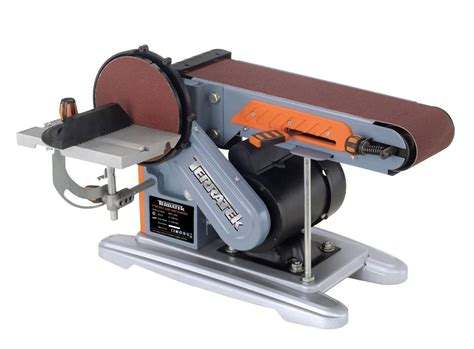 375w Belt Sander Bench Sander Electric Sander Belt And Disc Sander Ebay