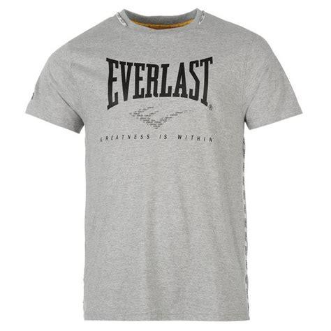T Shirt Everlast One Tshirt Rodp everlast taped sleeves t shirt mens boxing