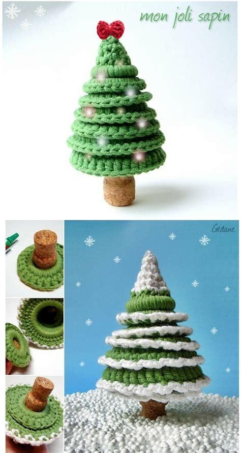 arbol de navidad con anillas de crochet patrones crochet