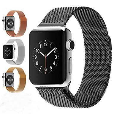Milanese Watchband Untuk Apple Series 1 2 3 band for apple series 3 2 1 wrist milanese loop 4808832 2018 12 99