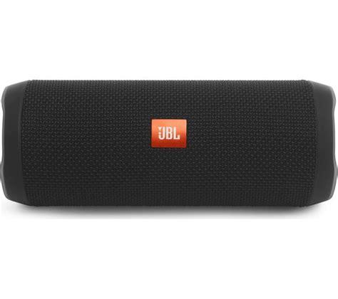 Speaker Bluetooth Portable Jbl Flip 3 Black jbl flip 4 portable bluetooth wireless speaker black deals pc world