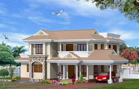 Kerala Style Home Design And Plan by