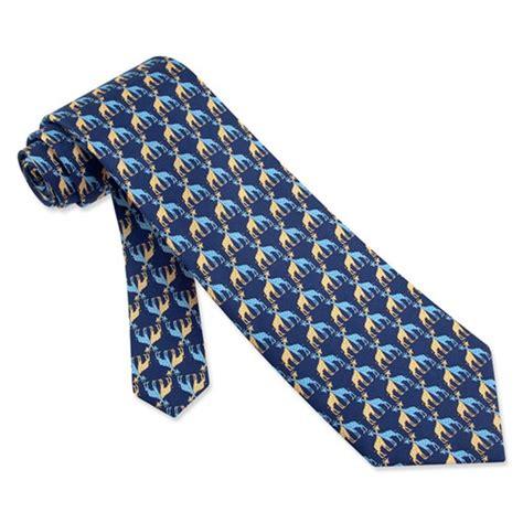 giraffes navy blue silk tie necktie s animal print