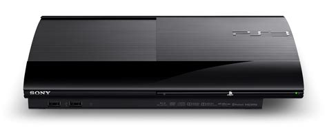new ps3 console new look playstation 3 console with 500gb upgrade