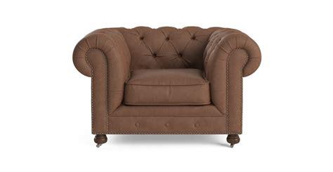 chesterfield leather armchair buy camden leather armchair online brosa