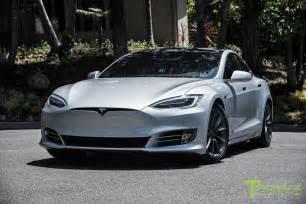 Tesla Model S Silver Tesla Model S Grey Amazing Tesla