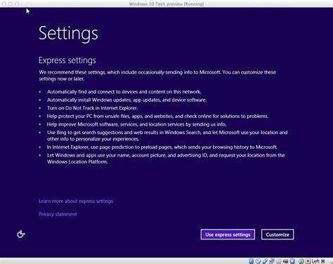 install windows 10 on virtualbox install windows 10 using virtualbox on mac