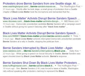 Who Lives At Address Lookup Thinking Through The Blacklivesmatter Interruption Of Bernie Sanders Unavoidably Feminist