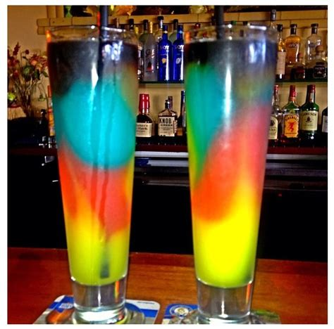 rainbow cocktail 35 best images about shots on pinterest cherries