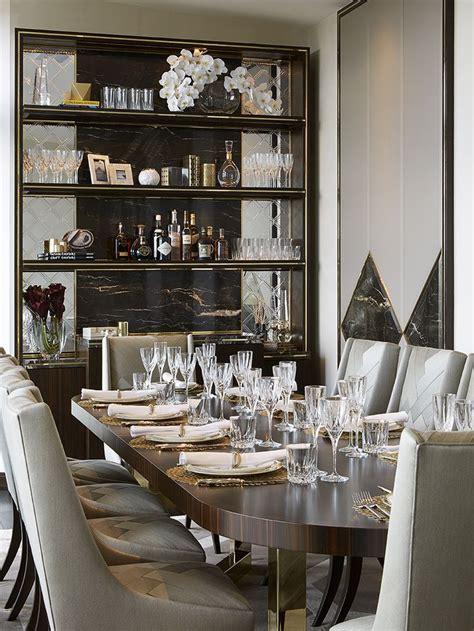 luxury dining room design 17 best ideas about luxury interior design on