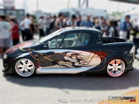 opel tigra tuning tuning opel tigra 187 cartuning best car tuning photos