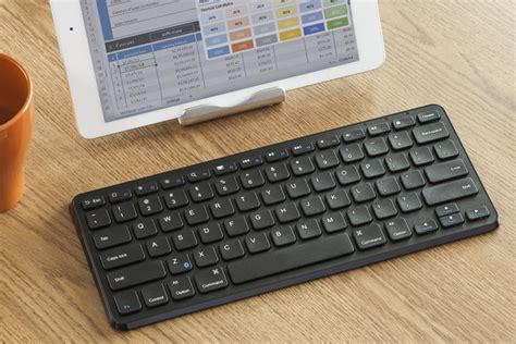 best bluetooth tablet keyboard 6 great bluetooth keyboards for your tablet or pc