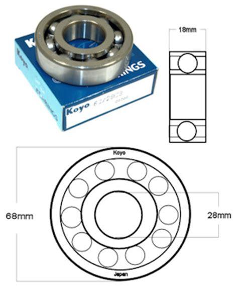 Bearing 6328 Koyo p j motorcycle engineers ltd koyo single bearings