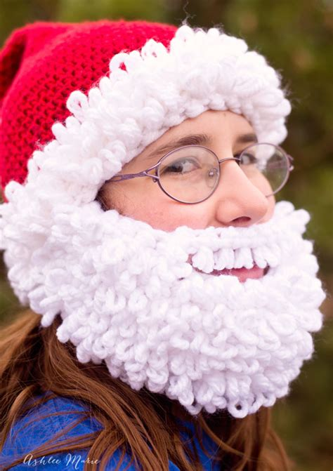 free father christmas crochet patterns crochet now