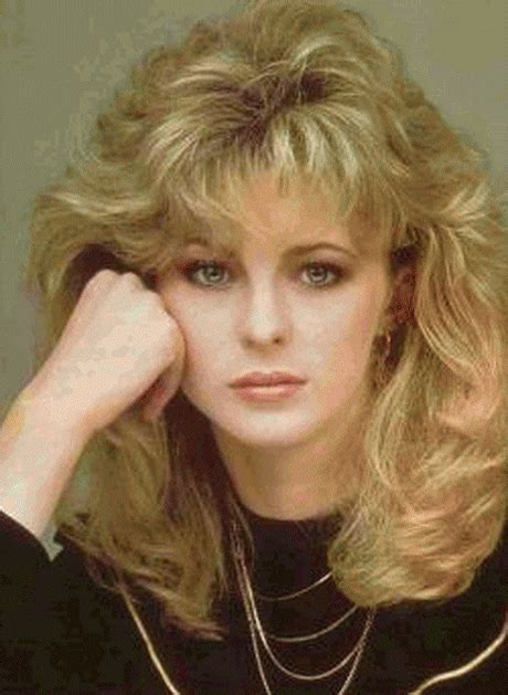 stacked hairstyles of the 80s and 90s 80s hairstyles for women