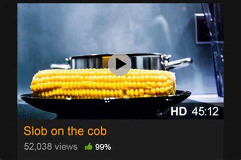 Corn On The Cob Slob On Knob by Fifty Shades Of Corn Pornhub Uploads Sweetcorn