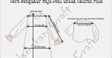 nama kertas untuk membuat pola baju creativity tutorial cara mengukur baju jadi untuk