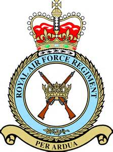 the raf regiment raf regt badge gallery