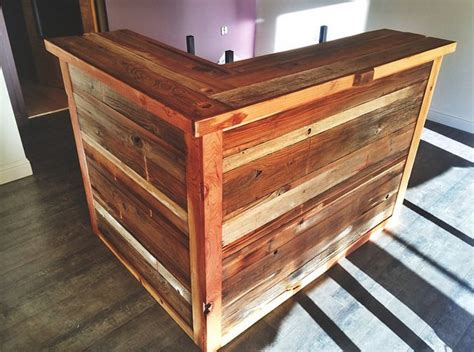 Custom Made Bar Counters Crafted Retail Front Counters By Mining Company