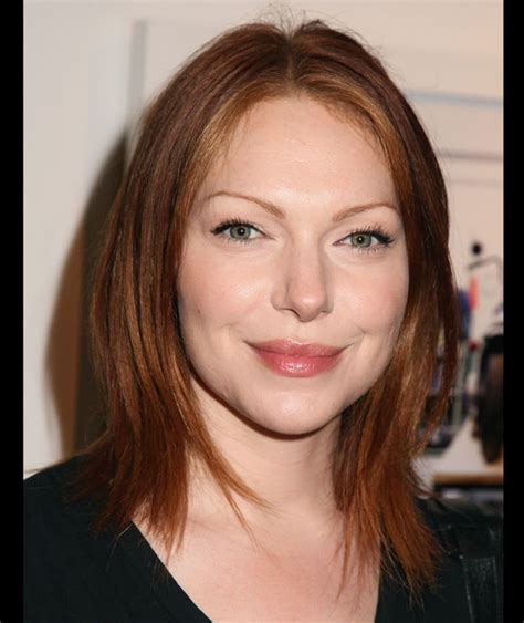 actress with red hair in tv show actress laura prepon from the american tv show national