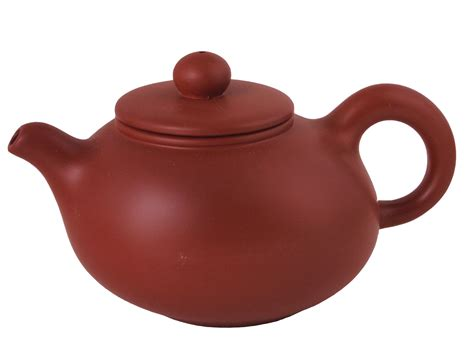 Kitchen Canisters Red Clay Red Whimsical Yixing Zisha Teapot