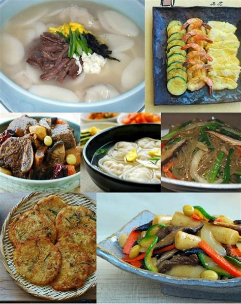 new year celebration food a new year korean feast up korean bapsang