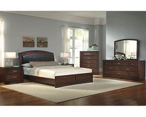 Furniture Bedroom Sets On Sale Marilyn 5 King Bedroom Set American Signature Furniture Picture Sets