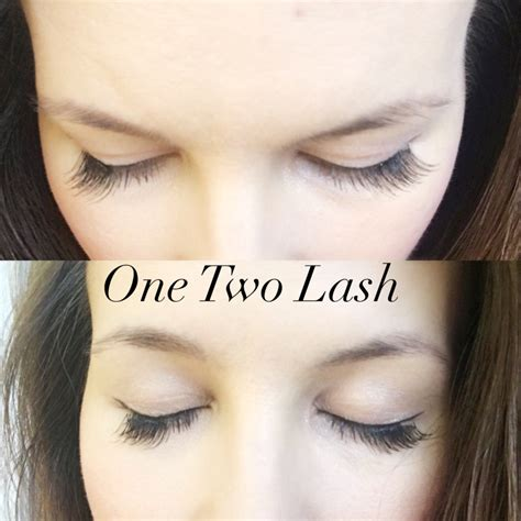 Magnetic Eyelashes False Lashes One Two Lash read this before shelling out for those magnetic false