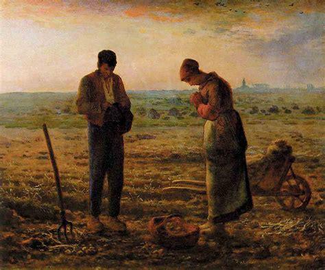 angelus paint time jean fran 231 ois millet 1814 1875 tal far 224 s tal trobar 224 s