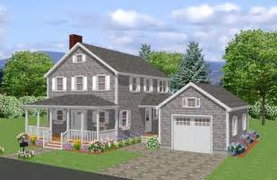 house plans colonial new colonial historical homes new colonial