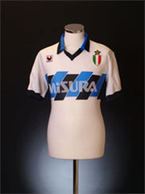 Jersey Retro Inter Sponsor Fioruci Umbro Classic And Retro Inter Milan Football Shirts Vintage