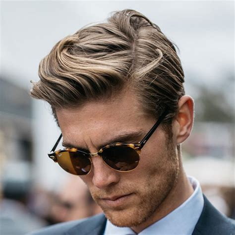 shoulder length hairstyles on pinterest comb over top 51 best new men s hairstyles to get in 2018 men s