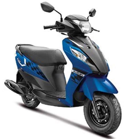 Suzuki Scooters New Launch Suzuki Launches Updated Scooter