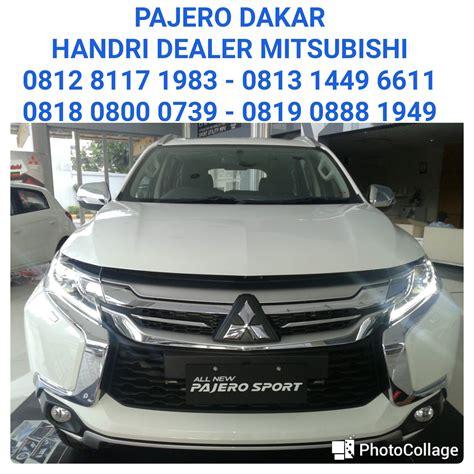 Besi Derek Jeep pajero dakar dealer mitsubishi 081281171983 081808000739