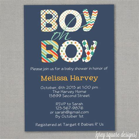 What To Say In Baby Shower Card by 17 Best Images About Cool Baby Shower Ideas On