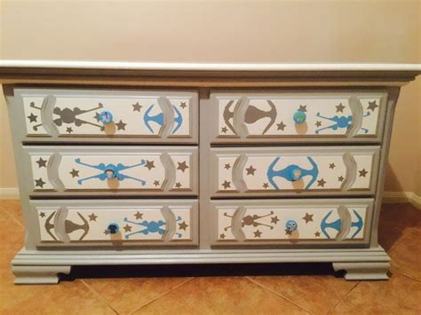 Wars Dresser by Restored Wars Inspired Dresser By Resnowrations