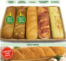 Mat Ingredient In Bread by Subway Mat Chemical Almost Out Of Bread Daily Mail