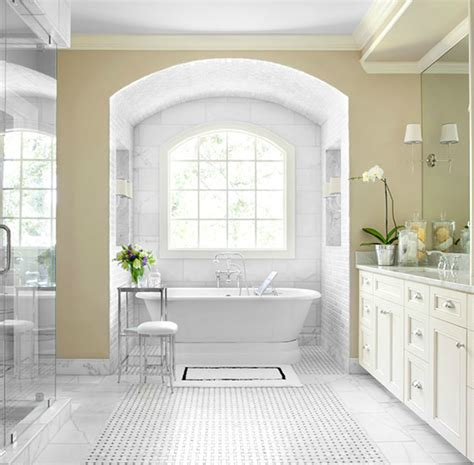 bathroom alcove ideas alcove bathtub transitional bathroom williams