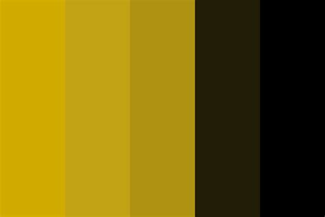hufflepuff house colors color palette