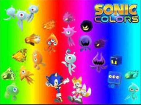sonic colors lyrics sonic colors theme song reach for the stars full version