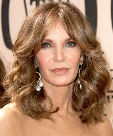 jaqueline hair cut jacqueline smith jaclyn smith hairstyle casual medium