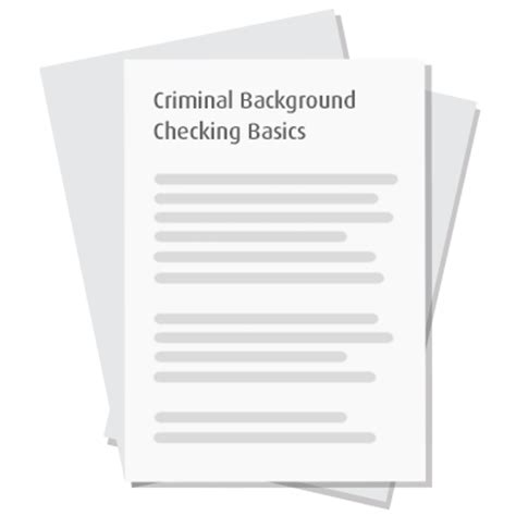 Criminal Record Check Republic Criminal Background Checking Basics Hireright