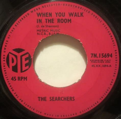 the searchers when you walk in the room searchers when you walk in the room records lps vinyl and cds musicstack