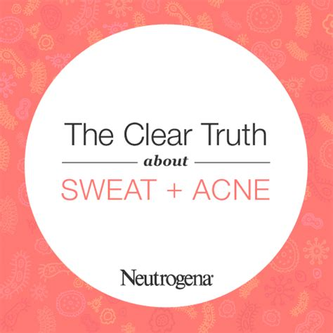 Sweating Detox Myth by Get Clearer Skin With Hc S Neutrogena Giveaway Cus
